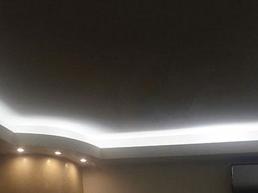 Σχέδιο κρυφού φωτισμού σε οικία στο Περιστερι