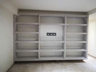 Βιβλιοθήκη σε οικία στην Νέα Ερυθραία